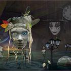 Venedig Maskenball_Als die Uhr schlägt