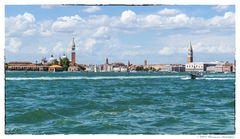 Venedig mit dem Schiff