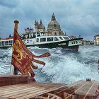 VENEDIG   - Mit Volldampf nach Murano -