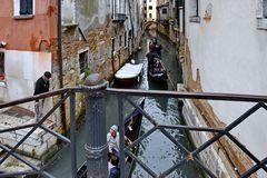 Venedig, Mittagsplausch