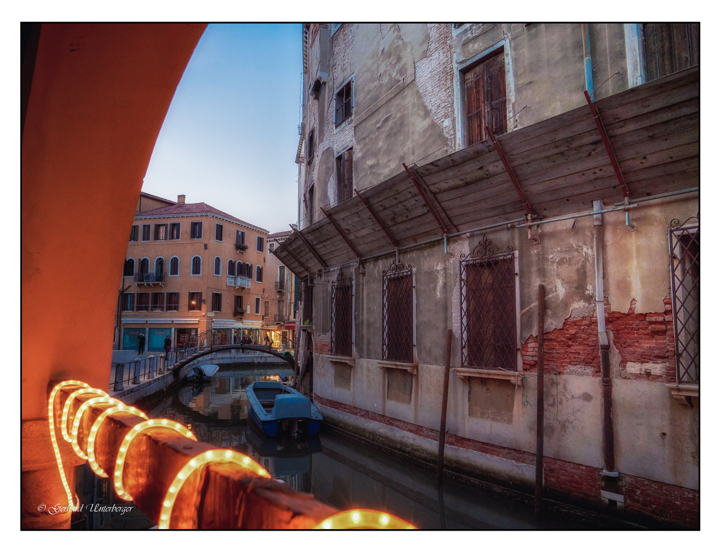 Venedig Momente