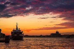 Venedig Morgenstimmung