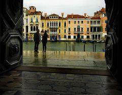 Venedig nach dem Regen