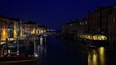 VENEDIG  - Nachts in Giudecca -