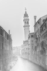 Venedig Nebel