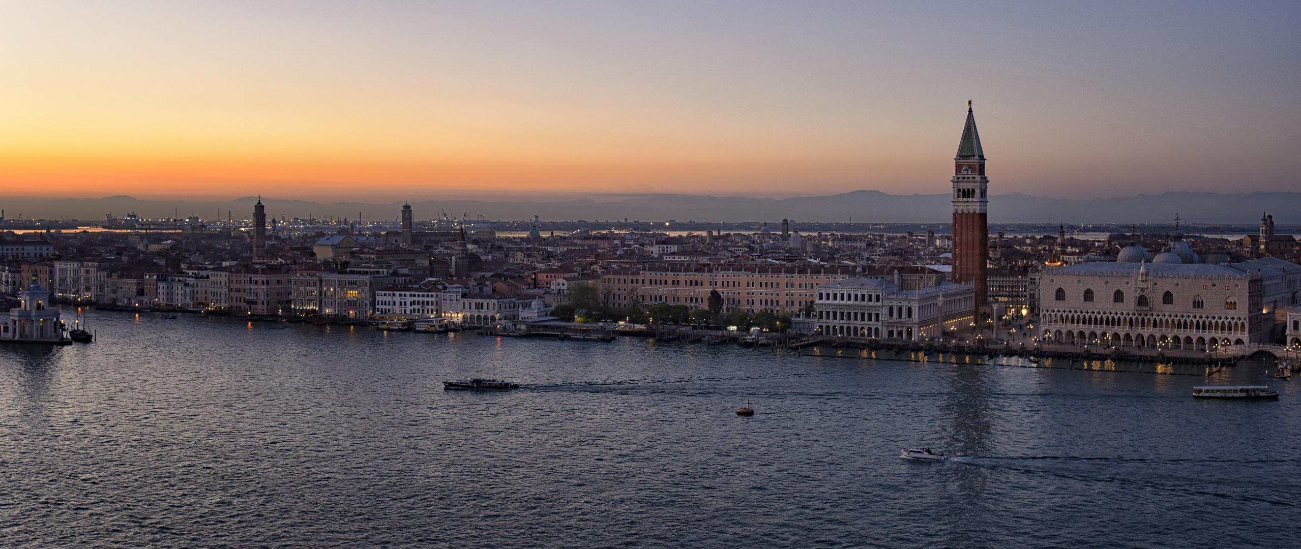Venedig - November 2020