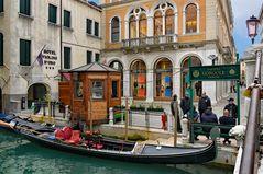 Venedig November 2020 - nix los -