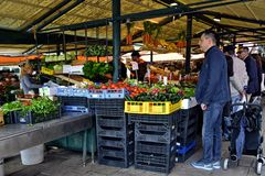 Venedig, Obst und Gemüse