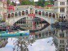 Venedig - oder doch nur LEGO?