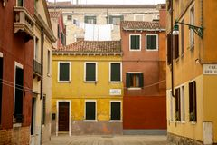 Venedig ohne Carneval