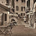 VENEDIG  - Osteria La Zucca -
