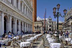 Venedig, Piazza San Marco