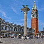 VENEDIG   -  Piazza San Marco -