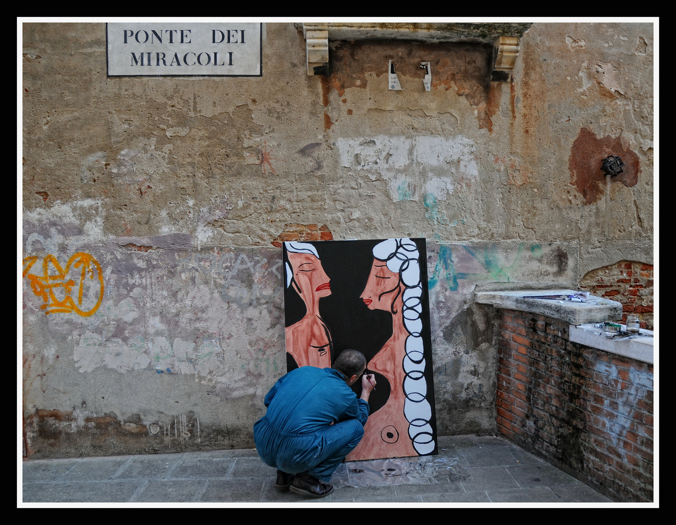 Venedig - Ponte dei Miracoli
