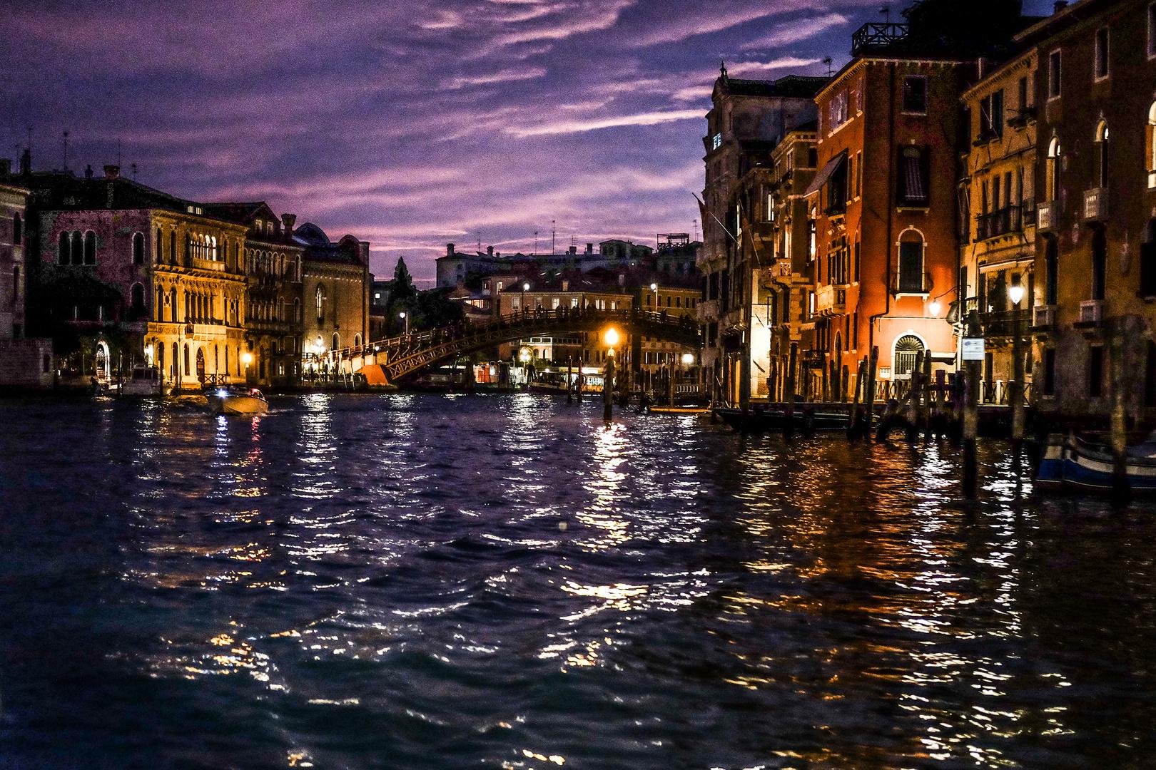 Venedig. Ponte dell Academia