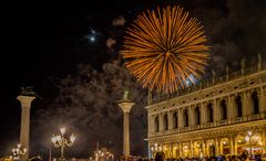 VENEDIG, Redentore-Fest, Piazza San Marco
