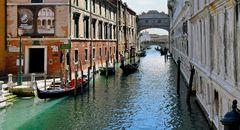 Venedig, Rio di Palazzo de Cannonica