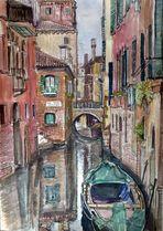 Venedig -  Rio Tera Secondo