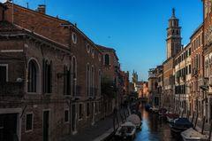 Venedig Romantische Gasse