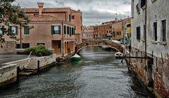 Venedig, Ruhe