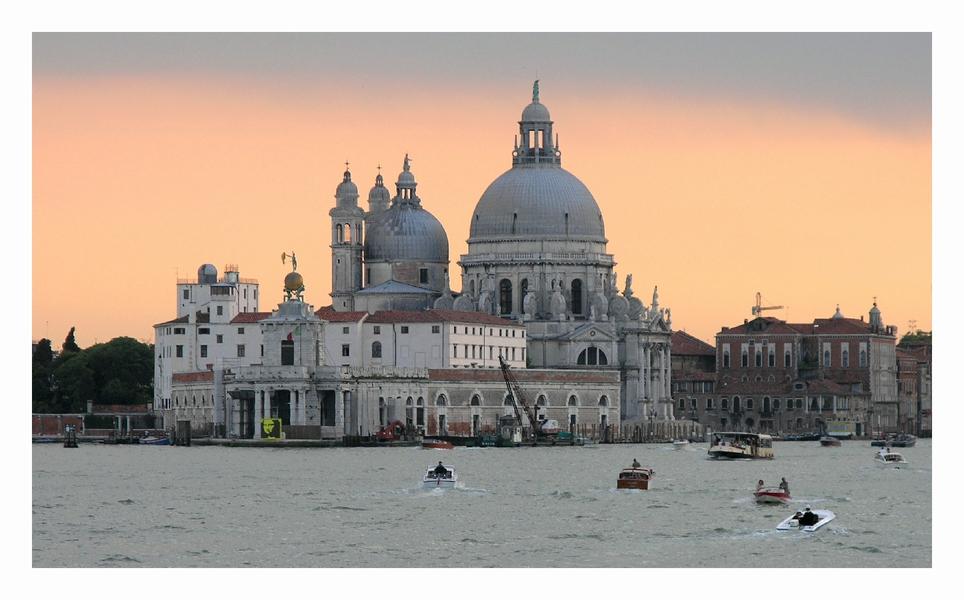 Venedig - S. Maria della Salute (2)