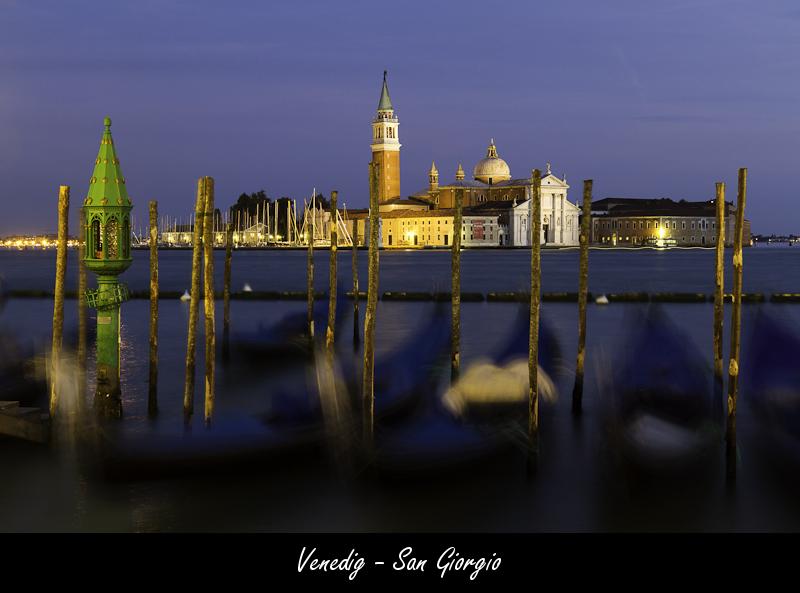 Venedig - San Giorgio