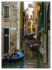 Venedig ... sehr malerisch!