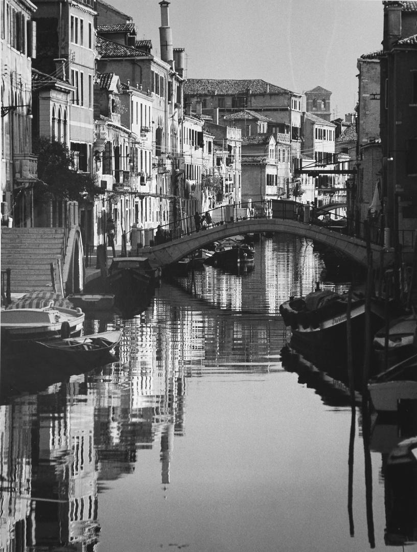 Venedig Seitenkanal