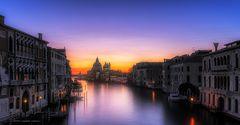 Venedig Sonnenaufgang Maria della Salute