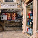 Venedig   - SOTOPORTEGO DEL SPIRON D´ORO -