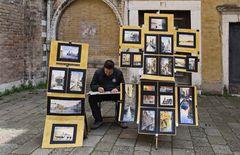 Venedig, Stadt der Künstler
