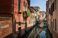 Venedig - Stille Kanäle -