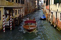 Venedig, Tempolimit auf dem Wasser