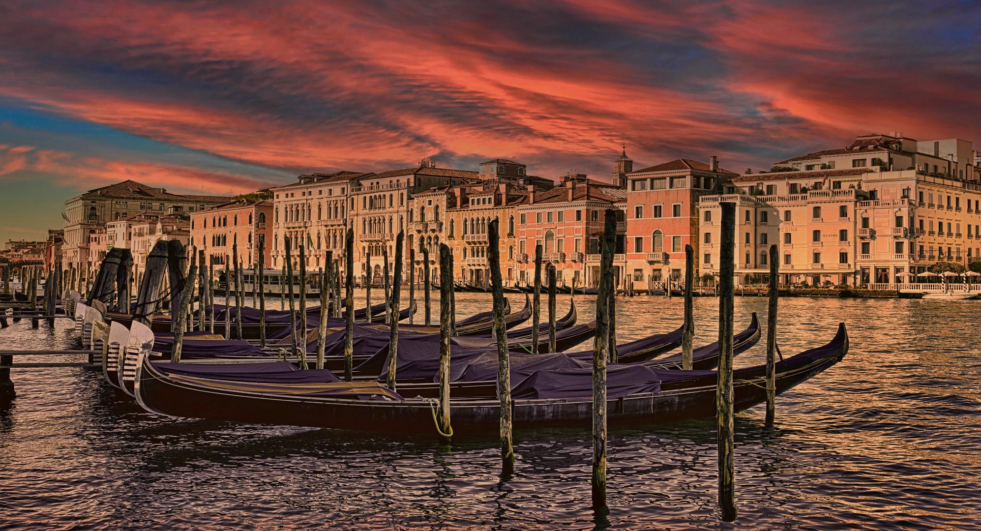 Venedig  unvergesslich