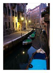 Venedig wacht auf