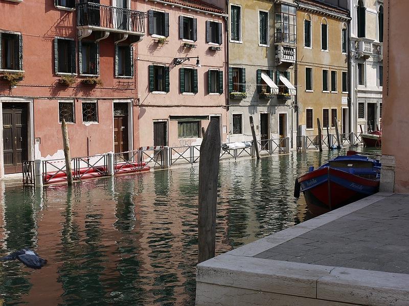 Venedig - Wasserstrasse
