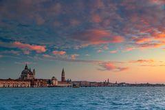 Venedig Wolkenstimmung