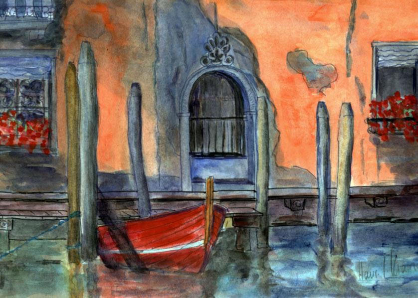 Venedig, Zahn der Zeit