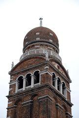 Venedig Zwiebelkuppel von Madonna dell' Orto