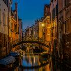 Venedigs Brücken und Kanäle I