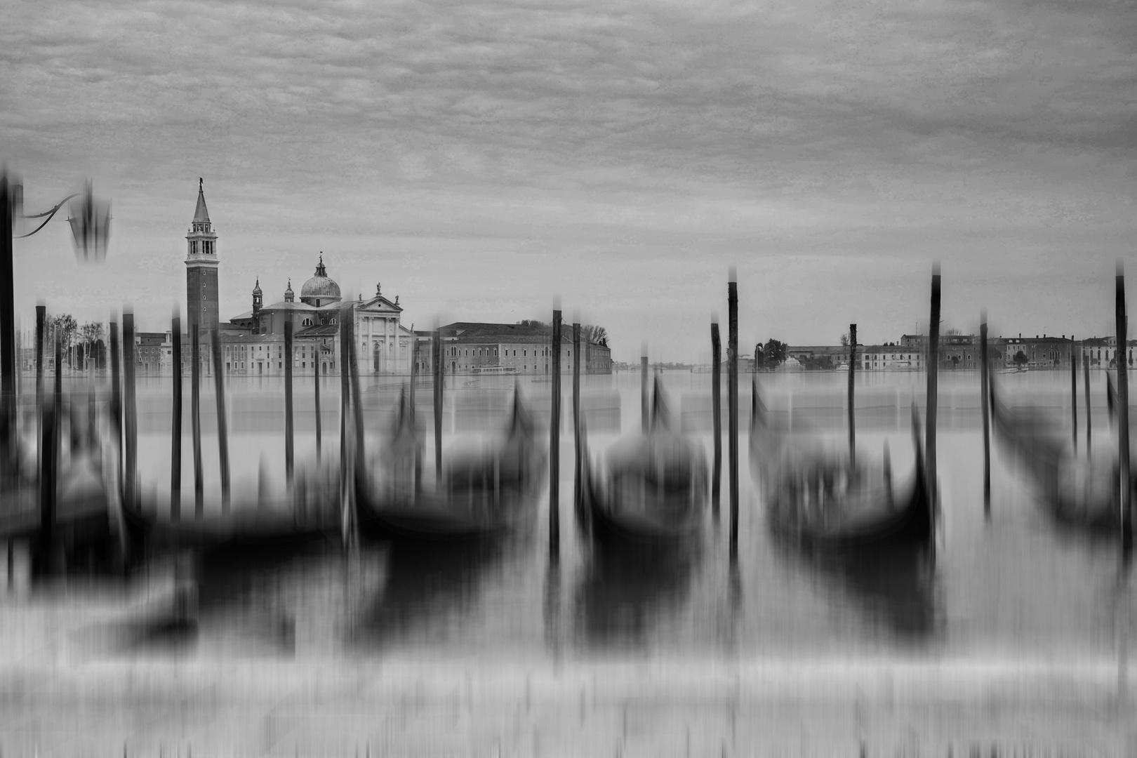 Venedigs Gondeln