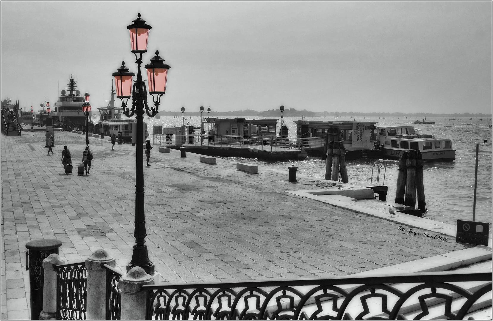 Venedig's Laternen ...
