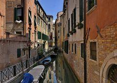 Venedigs romantische Gassen
