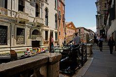 Venedigs schmale Gassen