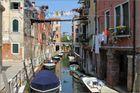 * Venedigs Wassergassen *