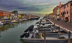 Venetien   - Chioggia -