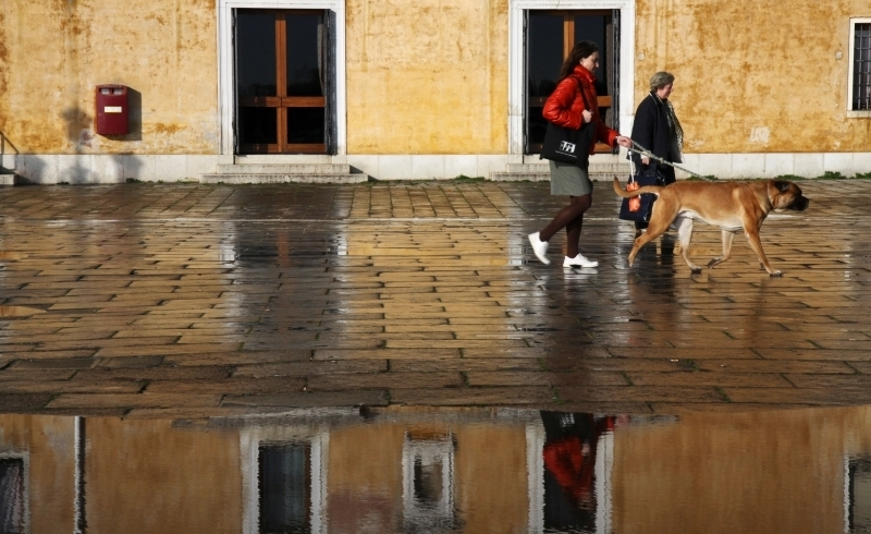 Venezia 23 ...... 18:47 im Castello-Viertel