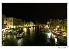 Venezia bei Nacht