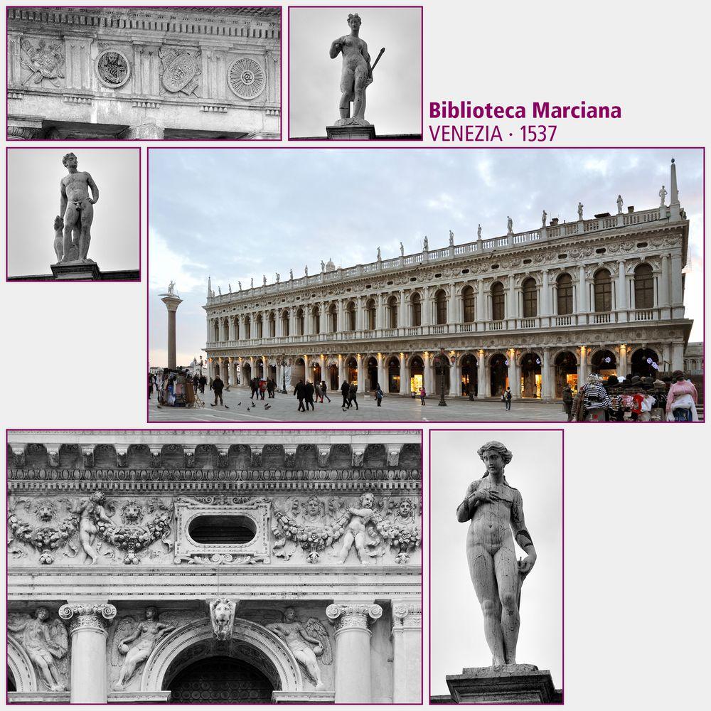 Venezia · Biblioteca Marciana I