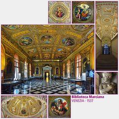 Venezia · Biblioteca Marciana II